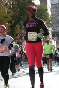 1st Ave NYC Marathon