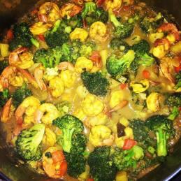 curried-shrimp-stir-fry